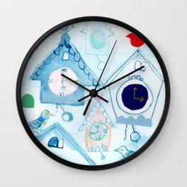 Cuckoo Clocks-Time for fun! Wall Clock