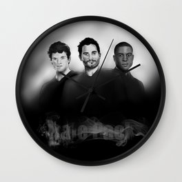 Hale Pack Boys Wall Clock
