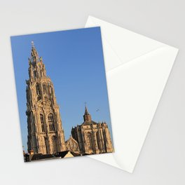Our Lady Cathedral - Antwerp Stationery Cards