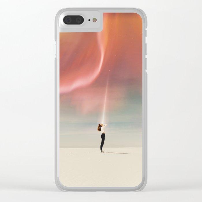 In Reach Clear iPhone Case