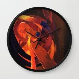 Black Hole I Wall Clock
