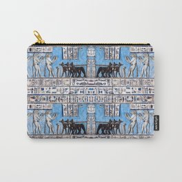 Egyptian Pattern VI Carry-All Pouch
