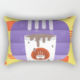 Drinks Rectangular Pillow