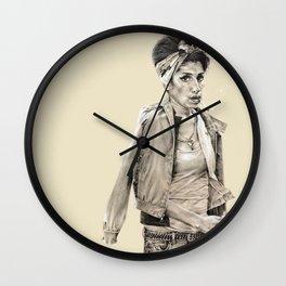 Miss Amy Wall Clock