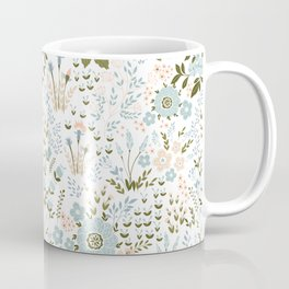 pastel flowers Coffee Mug