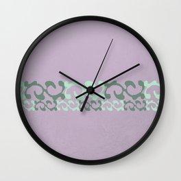 A little frame Wall Clock
