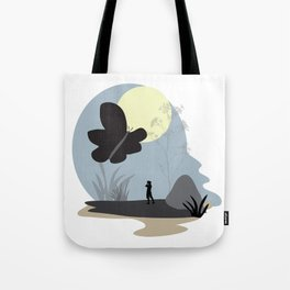 Be amazed Tote Bag