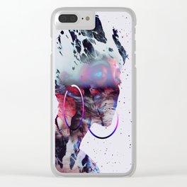 Le regard de Dieu Clear iPhone Case