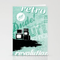 revolution Stationery Cards featuring Revolution by ColbyGreen