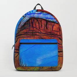 Banks of the Colorado Backpack