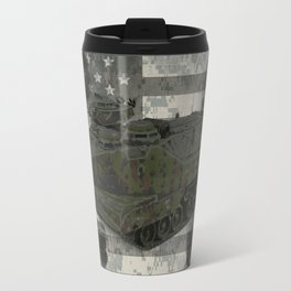 Amphibious Armored Vehicle Travel Mug