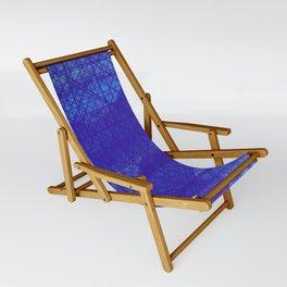 Mood Indigo Sling Chair