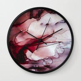 Plasma Burst Wall Clock