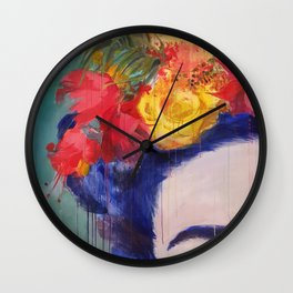 with Wall Clock