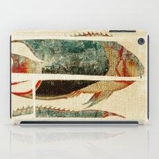 Fish Under Strong Radiation 2 iPad Case