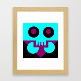 Why Not? Framed Art Print