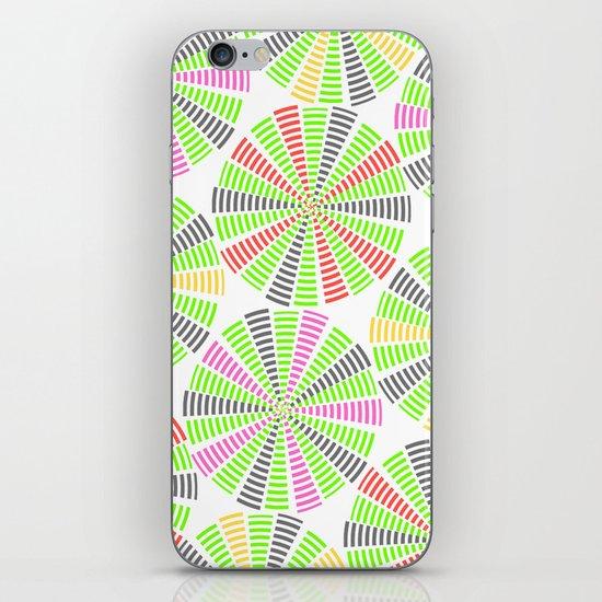 STRIPE DARTBOARDS  iPhone & iPod Skin