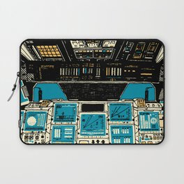 To Outer Space! Laptop Sleeve