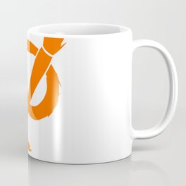 Official Badass Art Group Logo Coffee Mug
