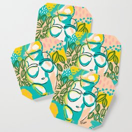 Willendorf Beach Coaster