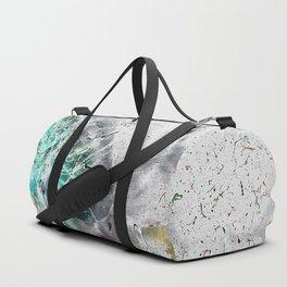 Space mushroom Duffle Bag