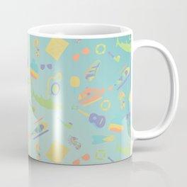 An Aquatic Life Coffee Mug