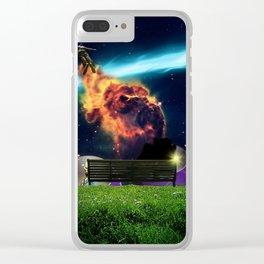 Nebula 5 Clear iPhone Case