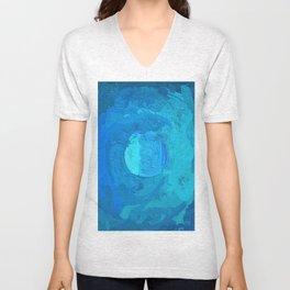 Abstract Mandala 199 Unisex V-Neck