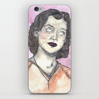 oitnb iPhone & iPod Skins featuring Morello OITNB by Ashley Rowe