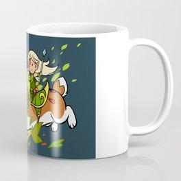 Corgi and Fairy Coffee Mug
