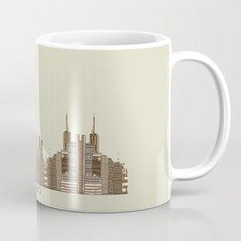 Toronto city vintage  Coffee Mug