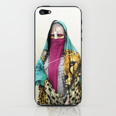 Not a Sound iPhone & iPod Skin
