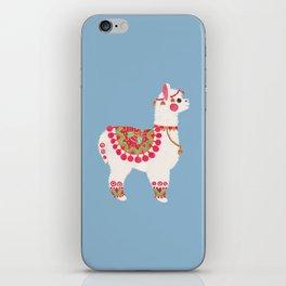 The Alpaca iPhone Skin