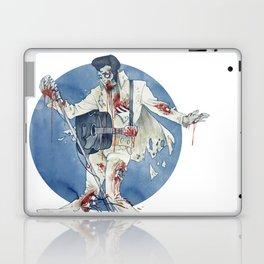 Zombie bop-a-lula Laptop & iPad Skin