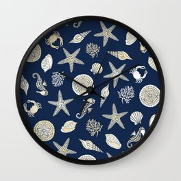Beachcomber Wall Clock