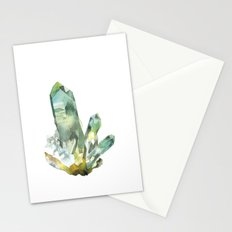 Fuchite Cluster Stationery Cards
