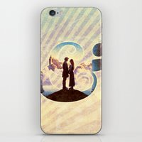 princess bride iPhone & iPod Skins featuring Princess Bride by Emmy Winstead