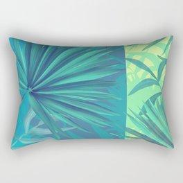 soft tropic Rectangular Pillow