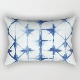 Shibori Thirteen Rectangular Pillow
