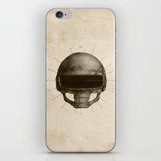 Anatomy of Daft Punk iPhone & iPod Skin