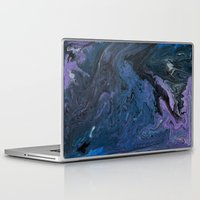 celestial Laptop & iPad Skins featuring Celestial by BevyArt