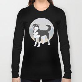 Husky // Malamute Long Sleeve T-shirt