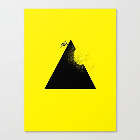 Apple pyramid Canvas Print