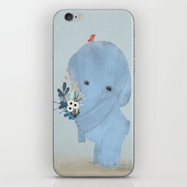 a little love iPhone Skin