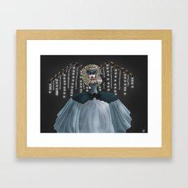 In Lights Framed Art Print
