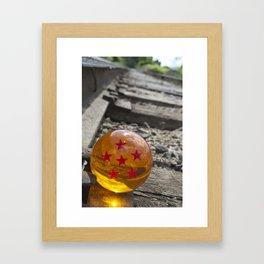 6STARS. Framed Art Print