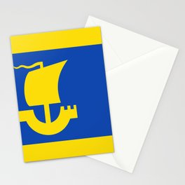 Flag of IJlst Stationery Cards