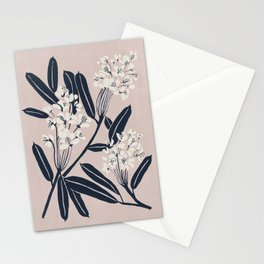 Boho Botanica Stationery Cards