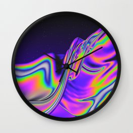 SEVEN YEARS OF BAD LUCK Wall Clock