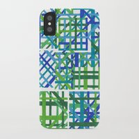 plaid iPhone & iPod Cases featuring Plaid by Smiley's Dreamboat